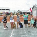 Dog showman award goes to Bageant