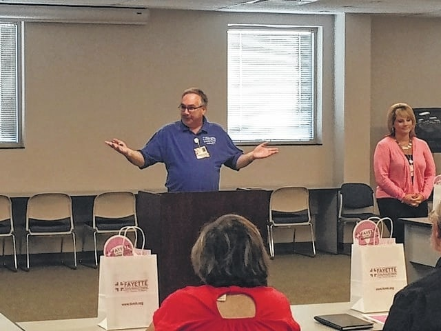 The FCMH Foundation recently held its first Worship in Pink introduction breakfast.