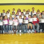 MTES presents Sept. Students of the Month