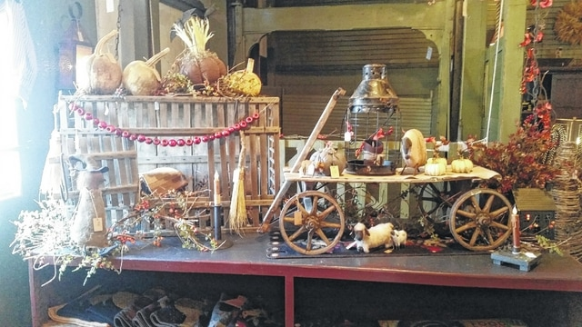 The Fayette County Chamber of Commerce monthly Business After Hours was held at North Shore Primitives recently, hosted by owner Megan Hitt. The store features country and primitive décor, candles, rugs, curtains, jewelry and more.