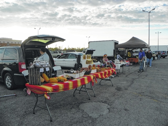 The final Farmers Market was held Wednesday evening at the Tractor Supply Company parking lot at 1650 Columbus Ave. Since beginning in mid-May, the market has included a few new vendors and attractions.