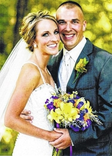 Shawnie Marie Pendleton, daughter of Johnny and Vicki Pendleton of New Holland, and Jason Joseph Southworth, son of Roger Copas and Brenda Warner of Washington Court House, were married Aug. 22, 2015, in a ceremony held at Deer Creek Lodge and Conference Center. The ceremony was officiated by Joseph Duvall, the maid of honor was Grace Ann Jackson and the best man was Roger Copas. The couple resides in Washington C.H.