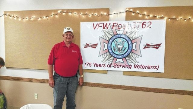 Senior vice commander for the VFW Post 3762, Sheldon Litton, and the rest of the post will celebrate 75 years of helping veterans in December. The post, which donates to many local organization, will host state officials for a celebration dinner.