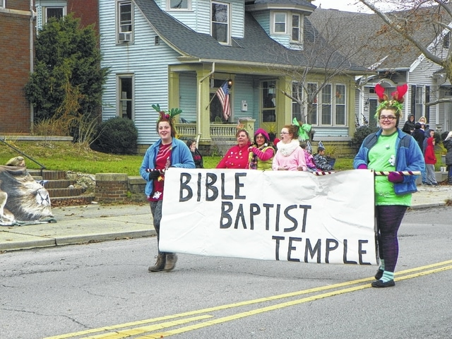 Bible Baptist Temple will be holding a Dinner and a Movie night on Dec. 20 with the dinner beginning at 6 p.m. and the film starting at 7.
