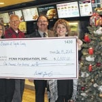 FCMH Foundation receives donation from McDonald's