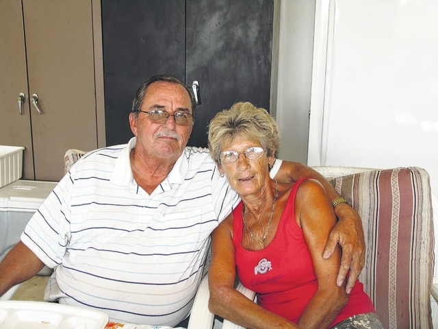 Richard and Gertrud (Trudy) Wright were married Dec. 23, 1965 and will be celebrating their 50th wedding anniversary.
