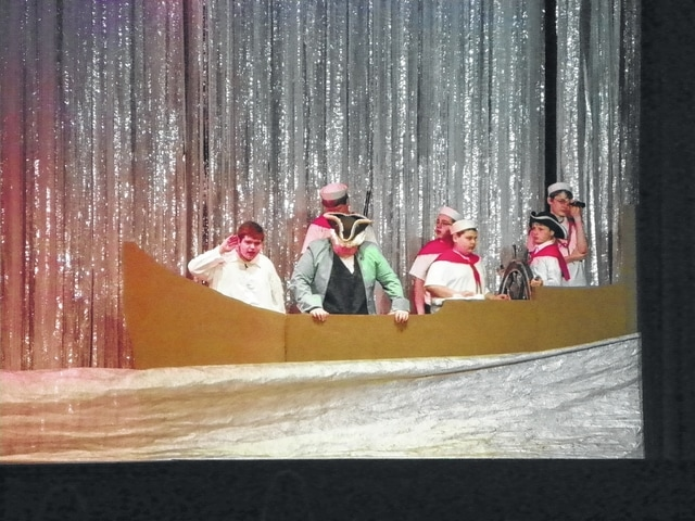 The cast and crew of the Washington Middle School production of The Little Mermaid Jr. are inviting the community to attend Saturday at 7 p.m. and Sunday at 3 p.m. at the Historic Washington Middle School Auditorium. Tickets can be purchased at the door from 3 to 6 p.m. this week or at the Washington Middle School office and will be $3 for students and senior citizens and $6 for adult tickets.