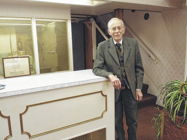 Bill Boylan, owner and operator of Boylan Jewelers located at 112 W. Court St., in Washington Court House, is approaching 60 years in business in March.