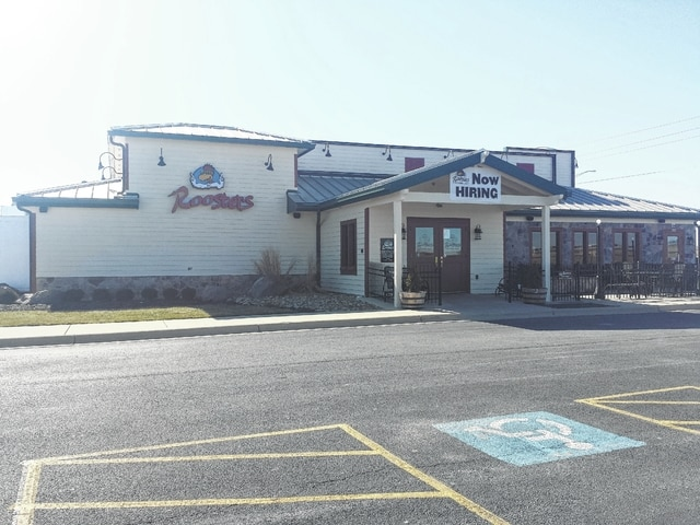 The new Roosters restaurant in Washington C.H. will hold its grand opening on March 14 and begin serving the public its variety of chicken wings, pizza, subs, burgers, sandwiches, appetizers, etc. The restaurant is still hiring and applicants are welcome to stop by, fill out an application and be interviewed Monday through Friday, between 9 a.m.. and 5 p.m.
