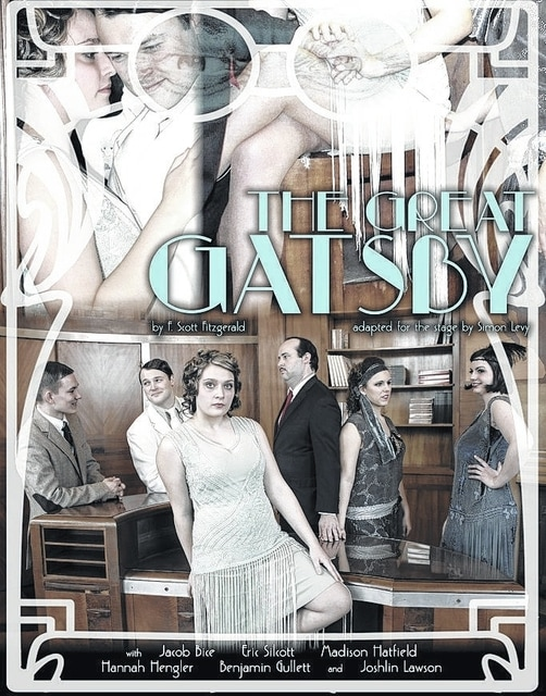 "Southern State Community College Theatre will present ""The Great Gatsby"" from April 1-3."