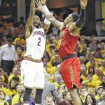 3 for all: Cavaliers make record 25 3-pointers, rout Hawks