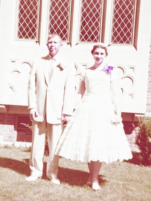 Howard (Jake) and Jean Smith will celebrate their 60th wedding anniversary on June 30. Father Richard Connelly married the couple at St. Colman of Cloyne Catholic Church in Washington Court House on June 30, 1956. The lifelong residents of Fayette County have four children, LuAnn Bernard, of Virginia Beach, Va., Mike Smith (Ranee Vititoe), of Washington C.H., Kelly Smith (Susan Smith) of Washington C.H. and Mark Smith, of Littleton, Colo. They have been blessed with six grandchildren and eight great grandchildren. A family celebration will be held in August at Opryland Hotel, Nashville, Tenn.