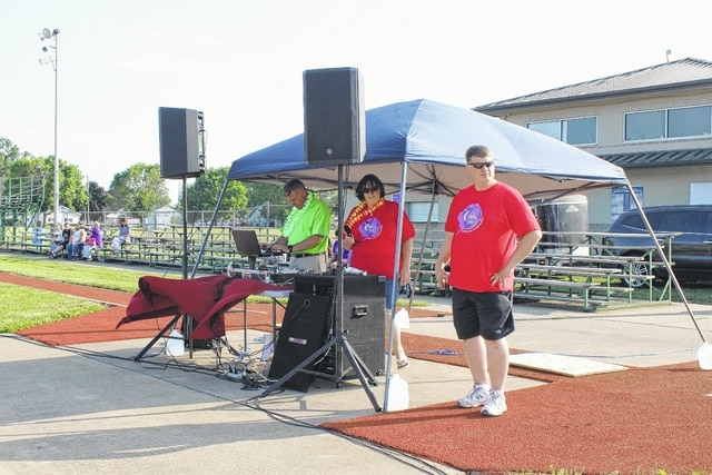 The Fayette County Relay for Life was held Friday at the Washington High School Track and Field and local organizations took time this season to participate in the relay and help in the fight against cancer.