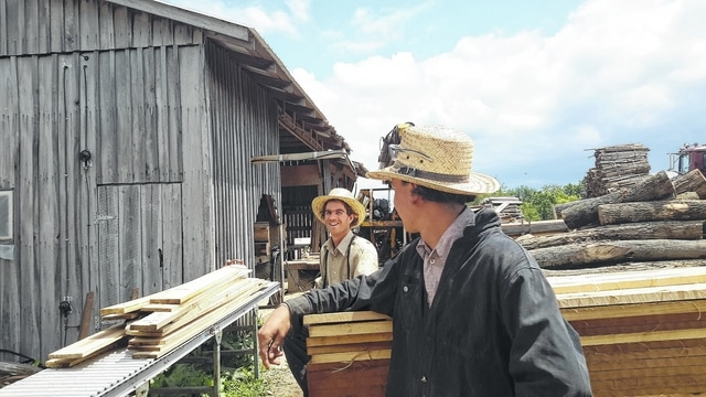 All of the Mennonites surveyed by the Record-Herald said they will not be voting in the presidential election.