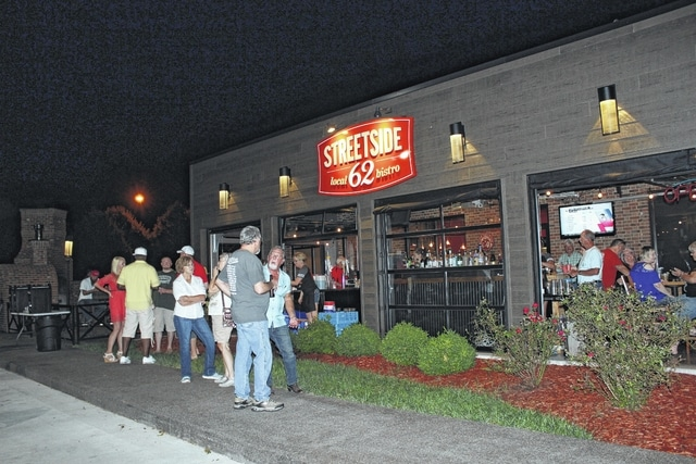 Hospice of Fayette County held its third-annual block party at Streetside 62 in Washington C.H. Saturday. The event began at 6 p.m. and continued until midnight.
