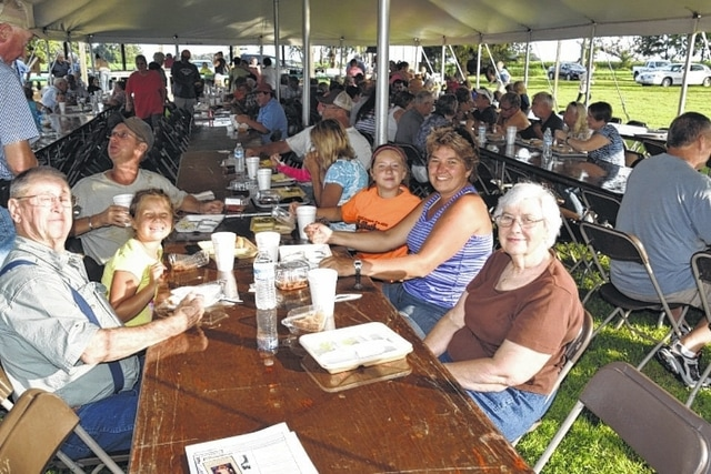 Center United Methodist Church welcomes the public to its annual ice cream social to be held this year on Friday, Aug. 12 at the church, located at 7850 Allen Road just 2.5 miles past the Bob Evans at the I-71/35 mall.