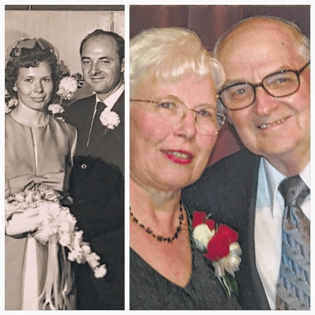 Eddie and Carol (Wisecup) Rumer, of Washington Court House, will celebrate 50 years of marriage. They were married on Oct. 23, 1966 at Gregg Street Church in Washington Court House. They are the proud parents of five daughters (Eda, Elsie, Paula, Karla, and Tammy) and three sons (Dan, Keith and Matthew). They have 19 grandchildren, 12 great grandchildren and one great great grandchild. The Rumer family cordially invites you to celebrate this special occasion with them at an open house on Saturday, Oct. 22 from 2 to 4 p.m. at Heritage Memorial Church Hall, 1867 Old U.S. 35 in Washington Court House.