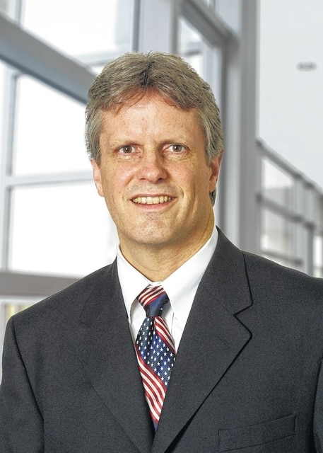 Brad Lander, PhD, clinical director of addiction medicine at OSU, helped to develop the Squirrel Recovery application.