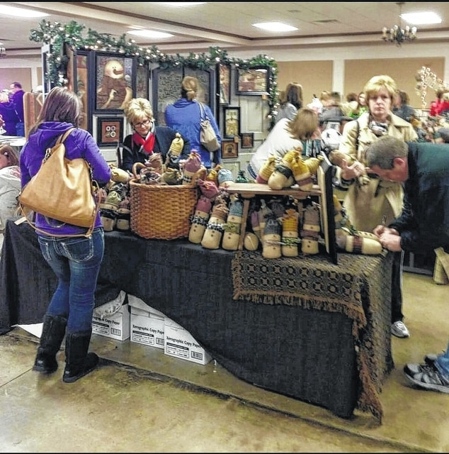 """The 25th-annual """"Show of the Season"""" is coming this Saturday to the Fayette County Fairgrounds. It has become the largest gathering of crafters in the southwest Ohio area."""