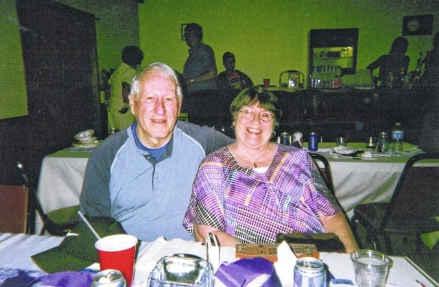 John and Karolyn Shaw of Washington C.H. recently celebrated their 50th wedding anniversary on Dec. 30, 2016. The couple was married in Logan, Dec. 30, 1966 and moved to the Washington C.H. area shortly after uniting. They have two sons, three grandchildren and three great-grandchildren. They will be honored with a reception on Jan. 21 from 7 to 11 p.m. at the Masonic Lodge, 21 S. Main St., Jeffersonville.