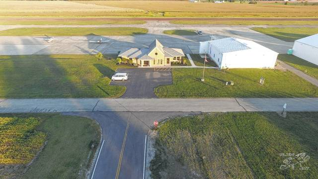 The Fayette County Airport is considering constructing a new aircraft hangar.