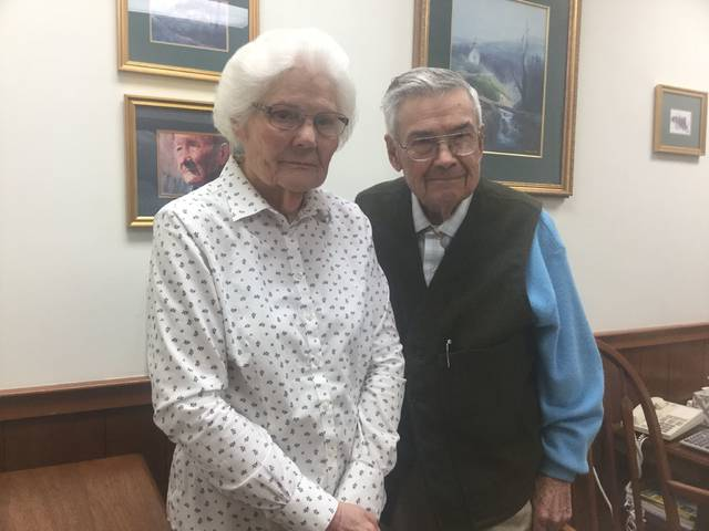 Ann and Jim Kiger