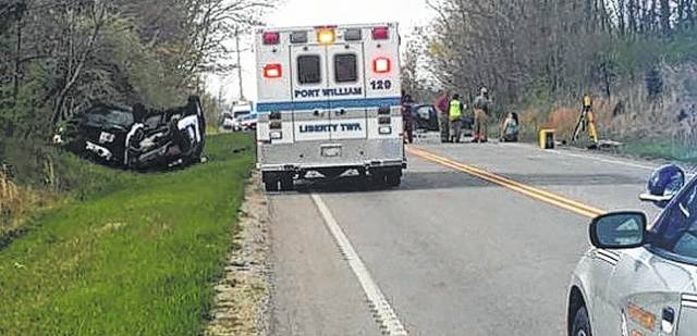 An accident Wednesday afternoon killed a Wilmington man and left others with serious injuries.