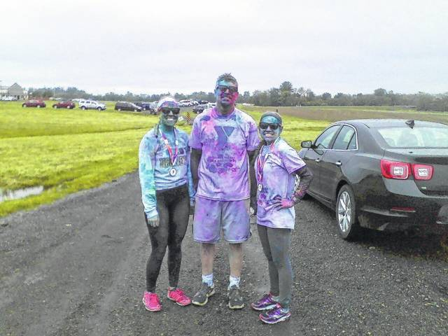 The Fayette County Family YMCA, with support of Fayette County Travel & Tourism, will host the second-annual Color Run on May 20 as part of healthy living initiatives and will start at the city reservoir by the YMCA at 10 a.m.