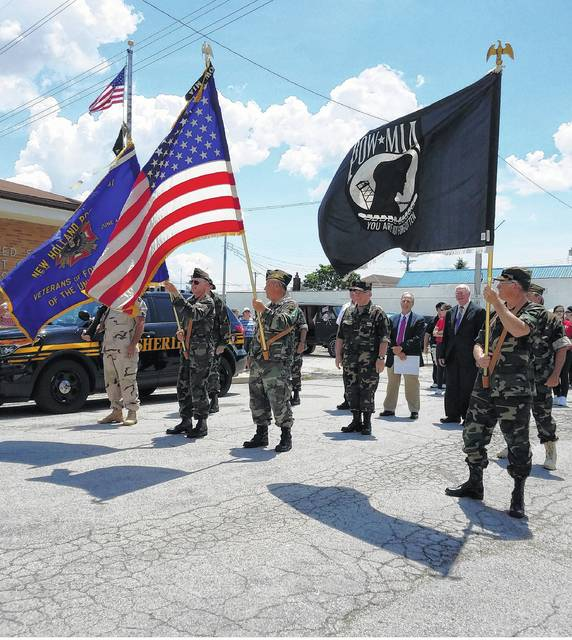 Fayette County honored the many soldiers who sacrificed their lives for the country throughout the weekend. New Holland held a parade Monday to honor these brave men and women who gave the ultimate sacrifice. See more Memorial Day coverage inside.