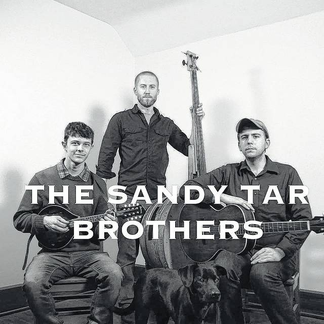 The Sandy Tar Brothers will be in attendance at this Saturday's Fayette County Farmers' Market.
