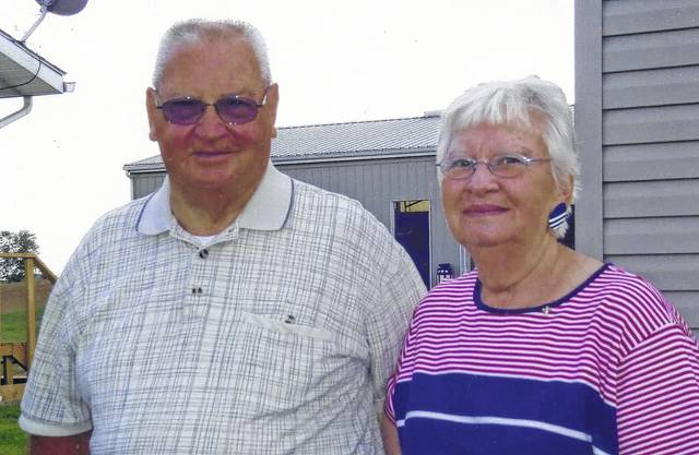 Robert and Donna (Hart) Cotner