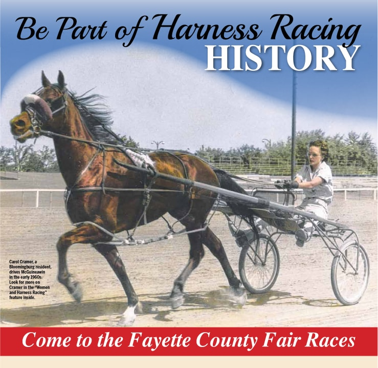 Fayette County Harness Racing 2017