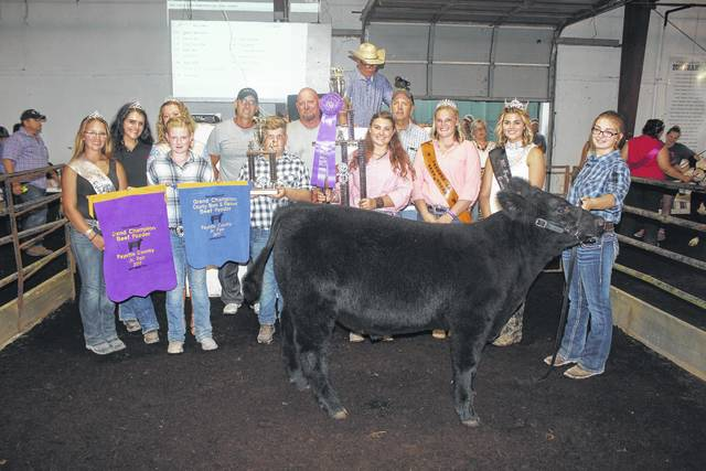 Cattle sale held Friday evening - The Record Herald