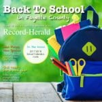 Back to School in Fayette County