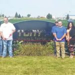 Tony's Welding & Fabrication welcomed to Chamber