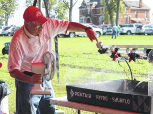 Agronomy Field Day held at Fayette County Airport