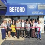 Beford Ford Lincoln welcomed to community