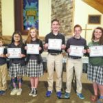 FCS students place well in Americanism contest
