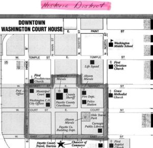 City of Washington Court House to enforce council's building maintenance code