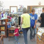 Jeff Library holds Pirate Party recently