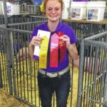 Hughes wins reserve class champ at Ohio State Fair