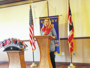 Election issues discussed at Rotary