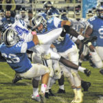 Turnovers costly as Cavs top Blue Lions