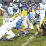 Blue Lions trample Tigers, 48-10