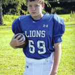 Blue Lion Youth Football Players of the Week