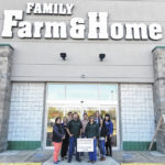 Family Farm & Home named Business of Month