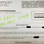 Beware of deed scam, warns Fayette County Recorder
