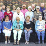 WHS Class of 1957 holds 60th reunion