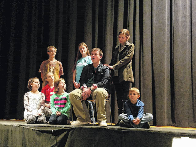 """Join Washington High School on Friday, Nov. 17 at 7 p.m., Saturday, Nov. 18 at 7 p.m. and Sunday, Nov. 19 at 2 p.m. at the Washington Historic Auditorium for the production of the classic Rodgers and Hammerstein musical """"The Sound of Music."""""""