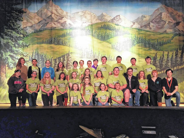 """The cast and crew of the Washington High School production of """"The Sound of Music"""" invites the community to join them this weekend as they transport the crowd back to pre-World War II Austria in this classic Rodgers and Hammerstein musical."""